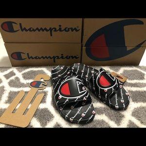 fa8ff7bee Champion Shoes - New men s champion Ipo Repeat Slides!